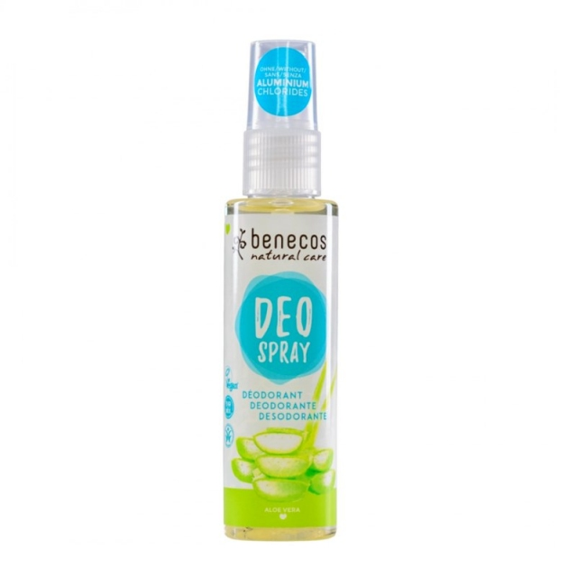 Benecos Deo-spray aloe vera 75ml BIO