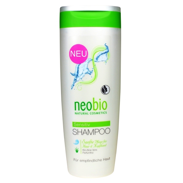 Šampon Sensitiv Bio Aloe Vera 250ml Neobio